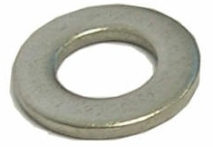 "5/16"" FLAT WASHER 3/4"" OD .050 THICK 304SS - DOMESTIC MFG."