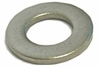 "3/4"" FLAT WASHER 1-3/4"" OD .105 THICK 304SS - DOMESTIC MFG."