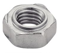 INCH - WELD NUTS