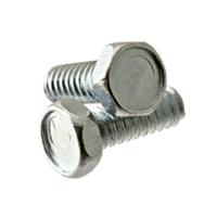 INCH - INDENTED HEX HEAD MACHINE SCREWS